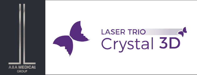 Láser Crystal 3D